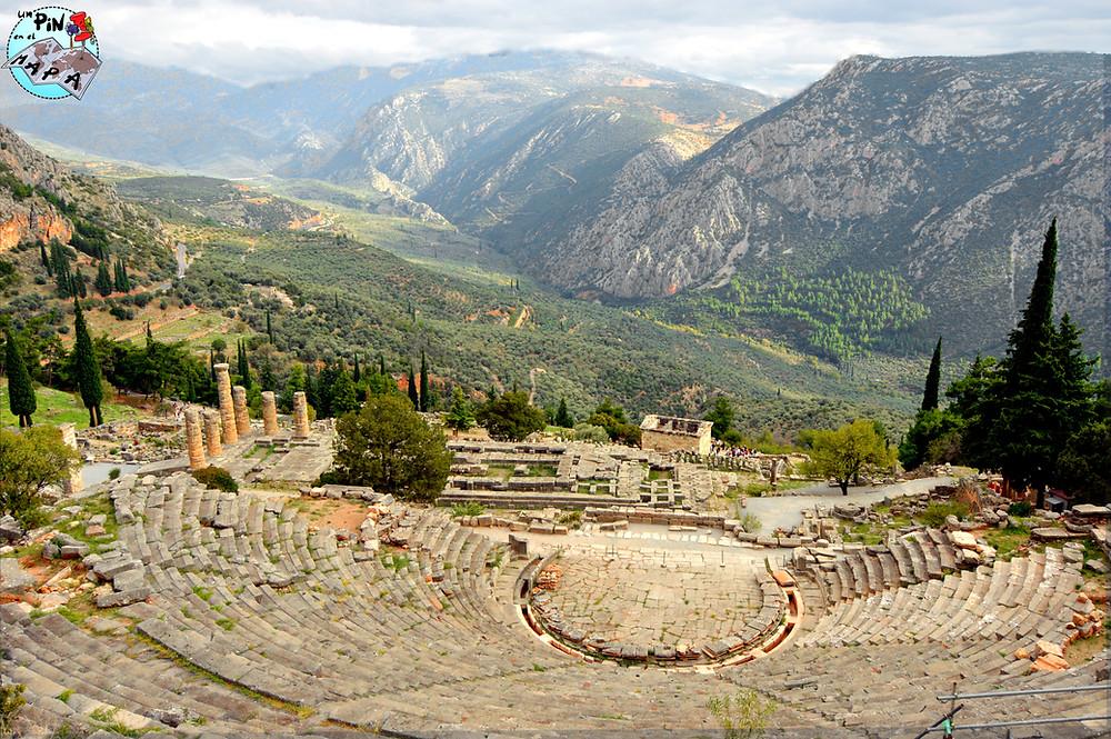 Delfos, Grecia | Un Pin en el Mapa