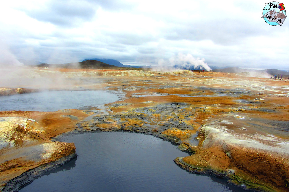 Hverir, Islandia | Un Pin en el Mapa