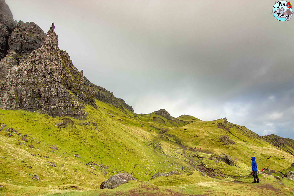 The Old Man of Storr, Escocia