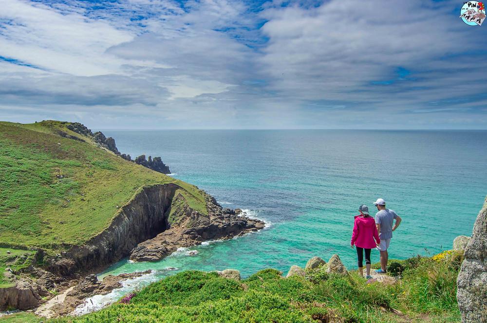 Nanjizal Bay, Cornwall | Un Pin en el Mapa