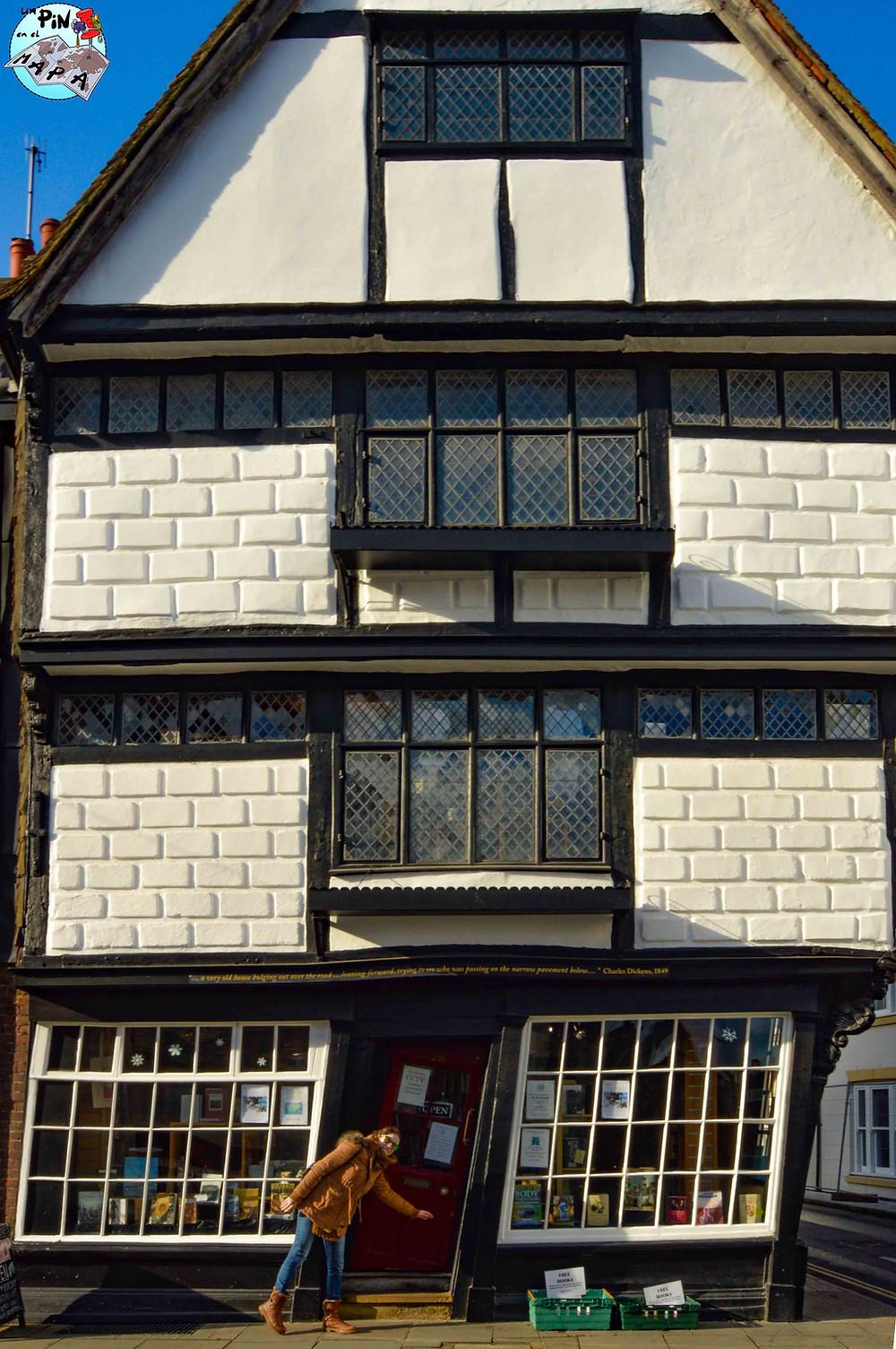 Barrio The King's Mile, Canterbury | Un Pin en el Mapa