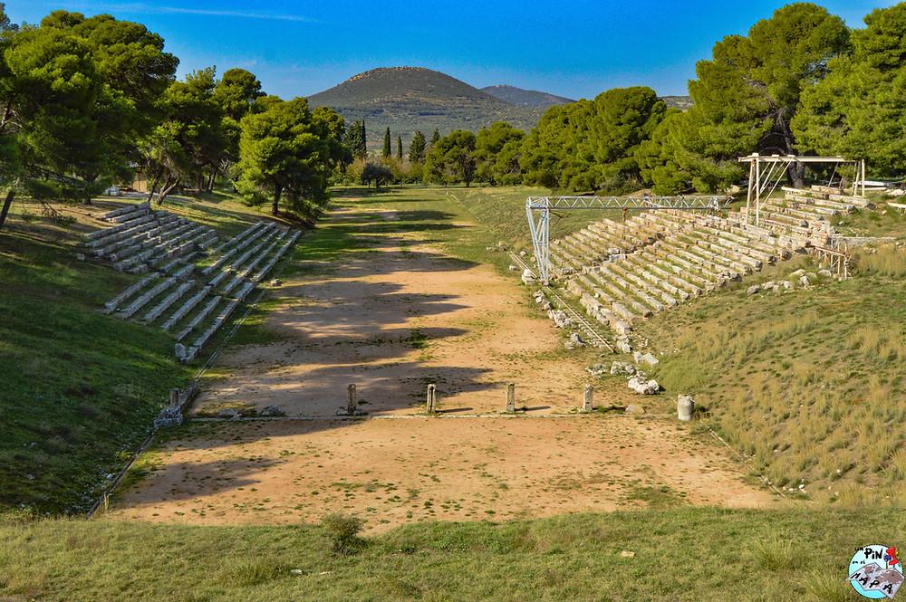Estadio de Epidauro | Un Pin en el Mapa