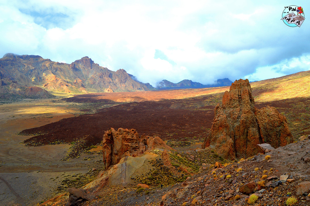 Cañadas del Teide   Un Pin en el Mapa