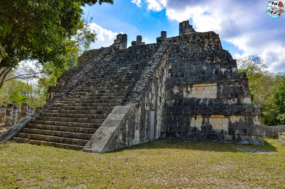 Templo de las Grandes Mesas en Chichén Itzá | Un Pin en el Mapa