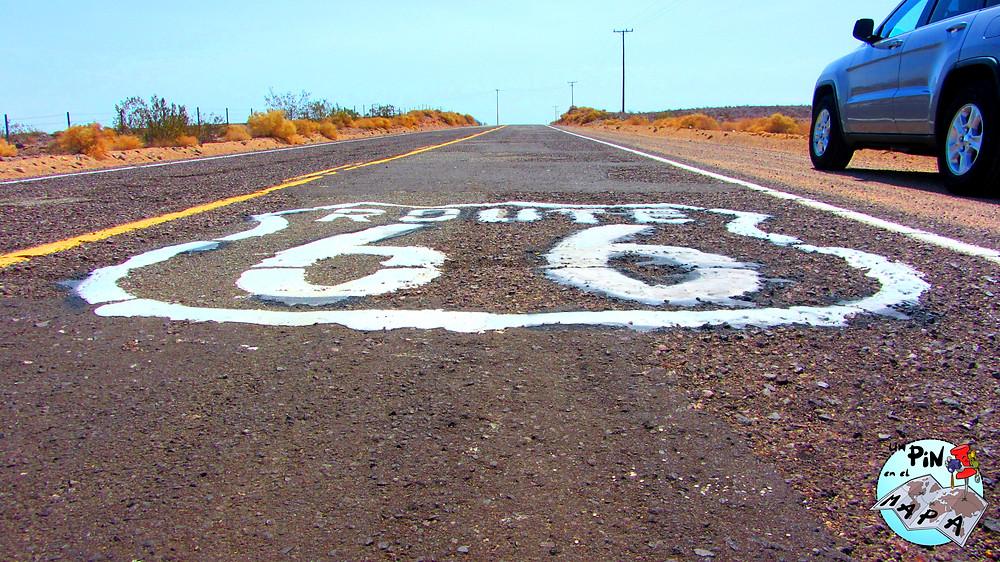 Ruta 66 | Un Pin en el Mapa