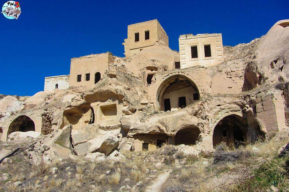 Museo al Aire Libre de Zelve, Capadocia | Un Pin en el Mapa