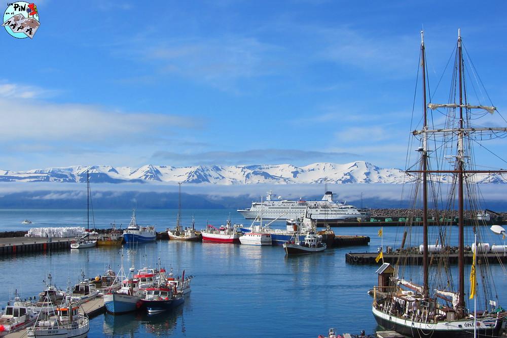 Husavik, Islandia | Un Pin en el Mapa