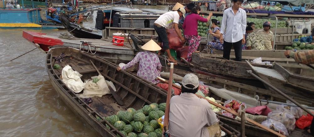Delta del Mekong, Vietnam | Viajero Crónico