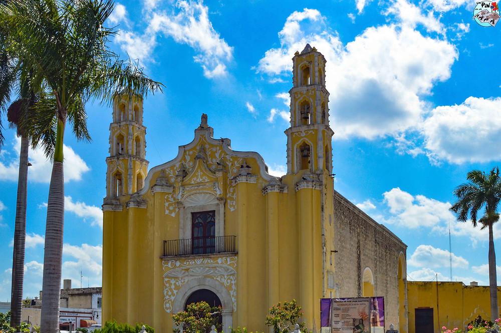 Iglesia de San Juan, Mérida | Un Pin en el Mapa