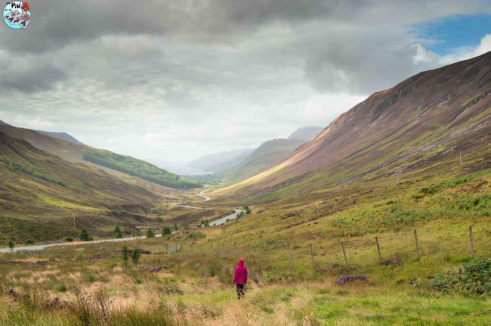 Glen Docherty, Escocia | Un Pin en el Mapa