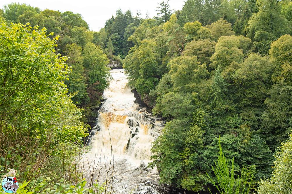 Falls of Clyde, Escocia | Un Pin en el Mapa