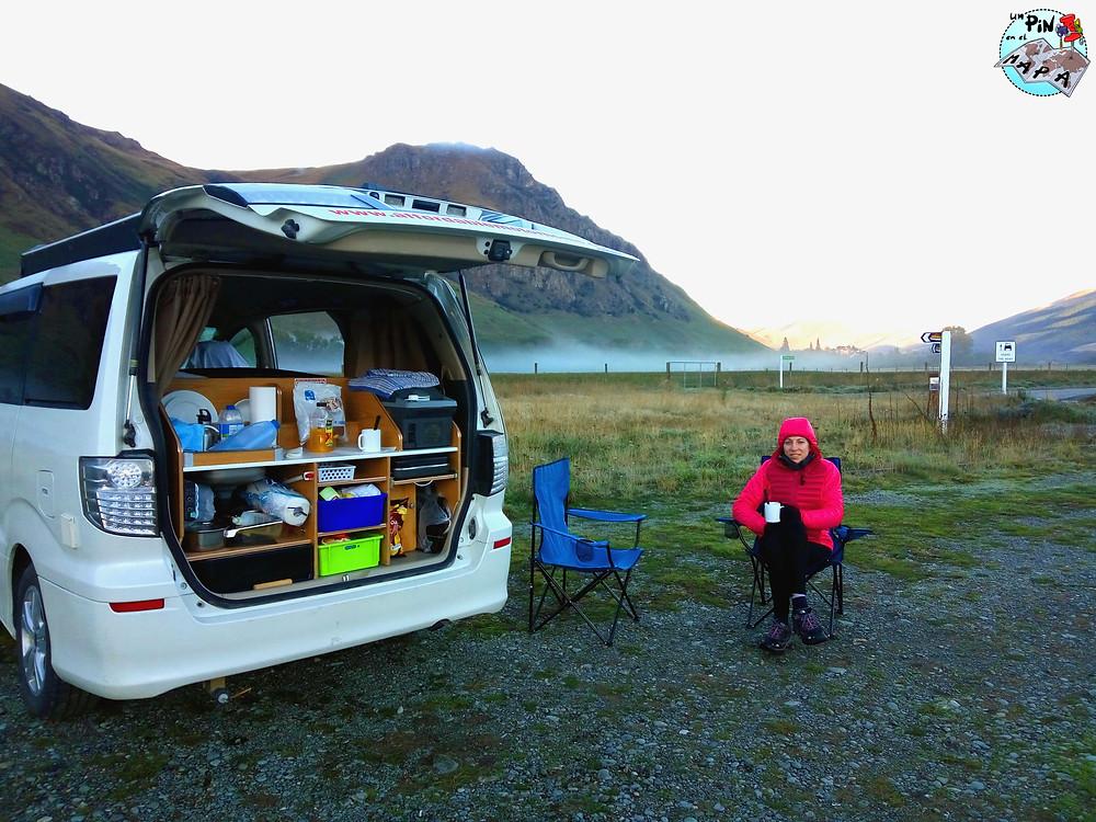 Camping gratis | Un Pin en el Mapa