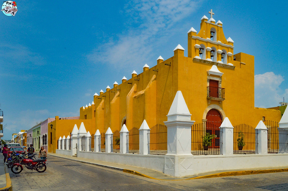 Iglesia del Dulce Nombre de Jesús, Campeche | Un Pin en el Mapa