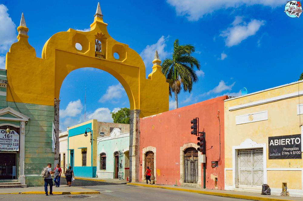 Calle 64 de Mérida | Un Pin en el Mapa