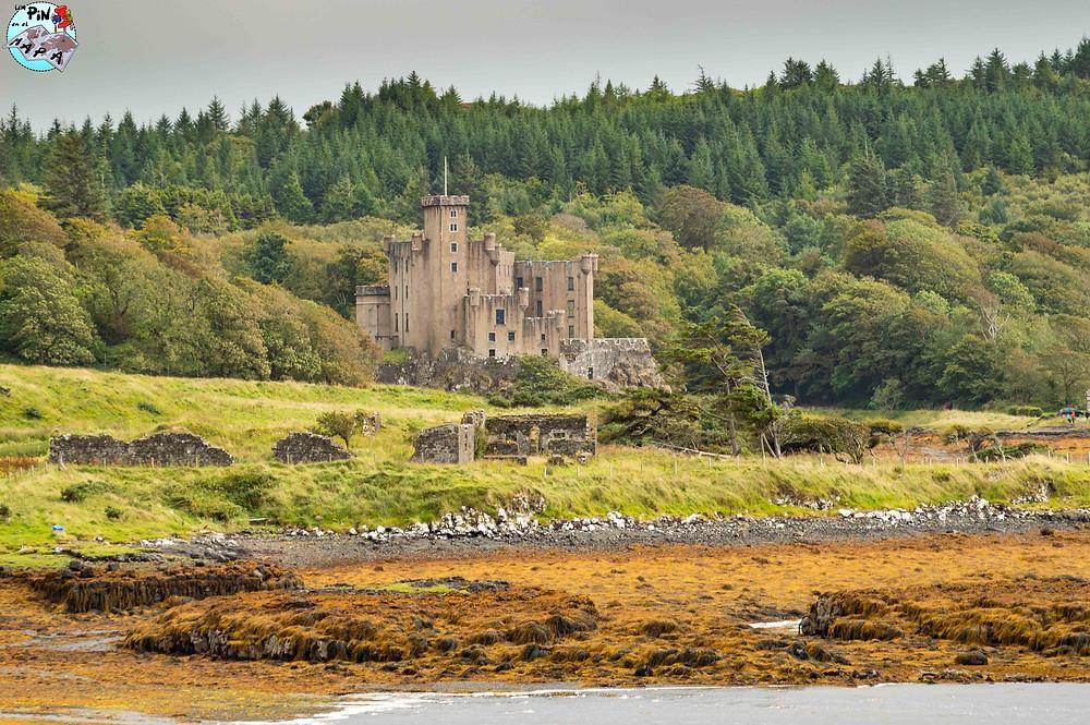 Dunvegan Castle, Isla de Skye | Un Pin en el Mapa