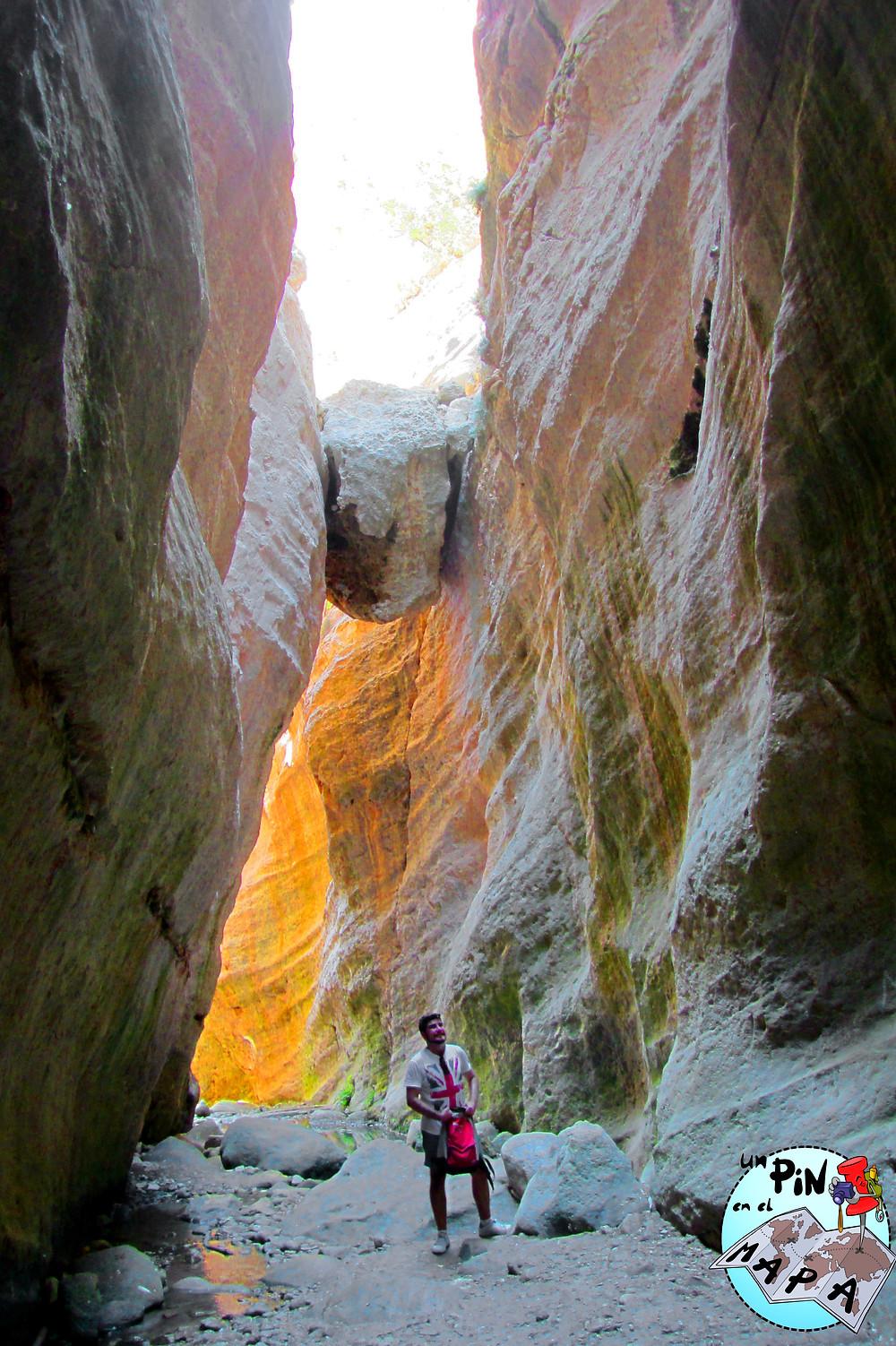 Avakas Gorge | Un Pin en el Mapa