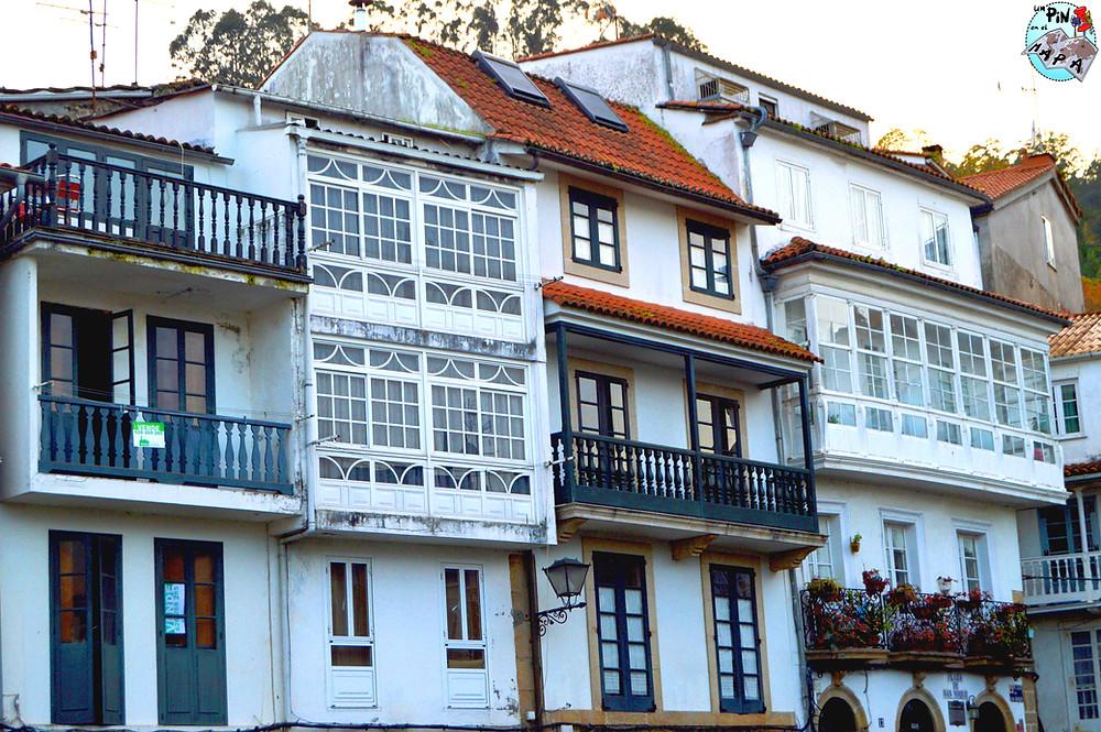 Pontedeume, Galicia | Un Pin en el Mapa