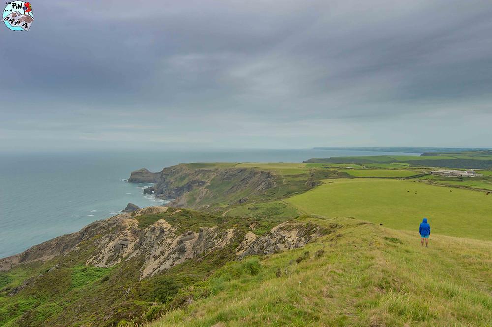 High Cliff, Cornwall | Un Pin en el Mapa