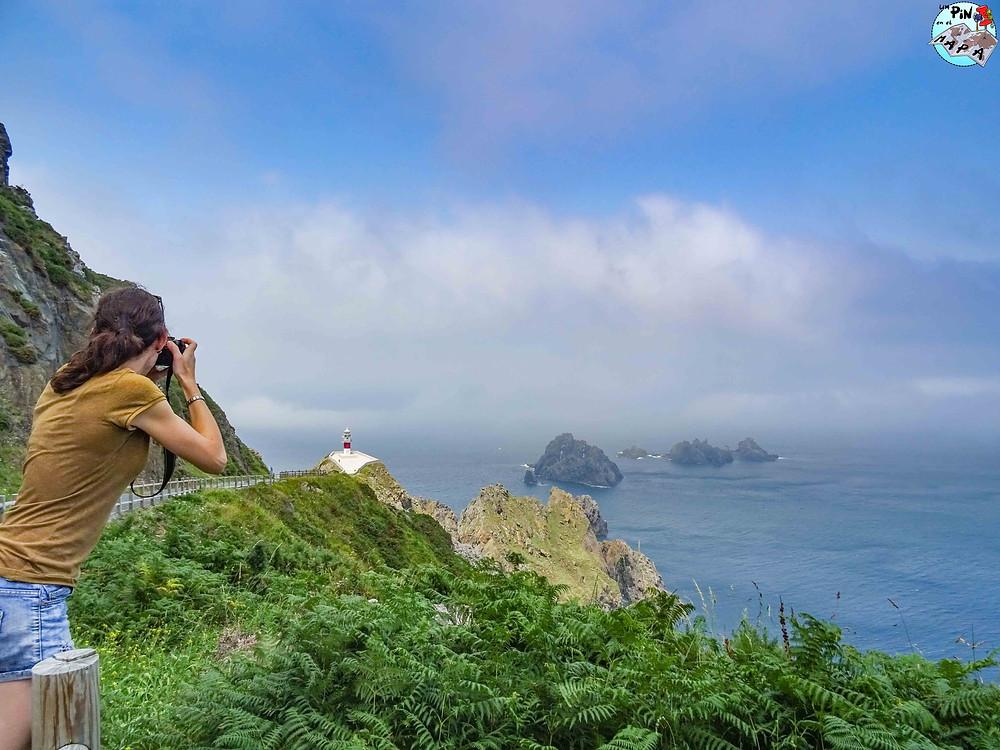 Cabo Ortegal en Galicia | Un Pin en el Mapa