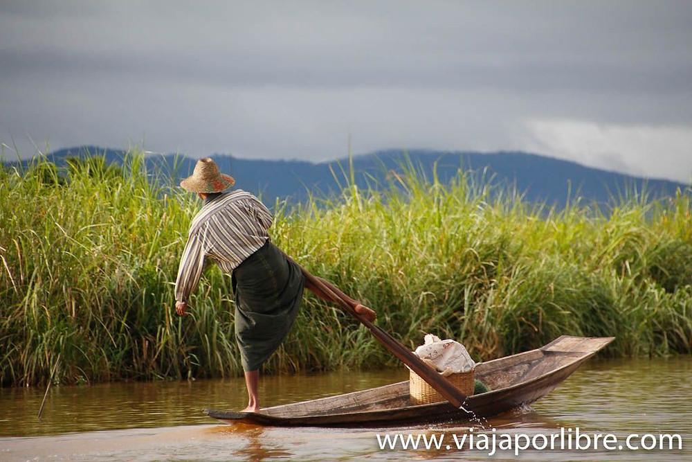 Lago Inle, Myanmar | Viaja por libre