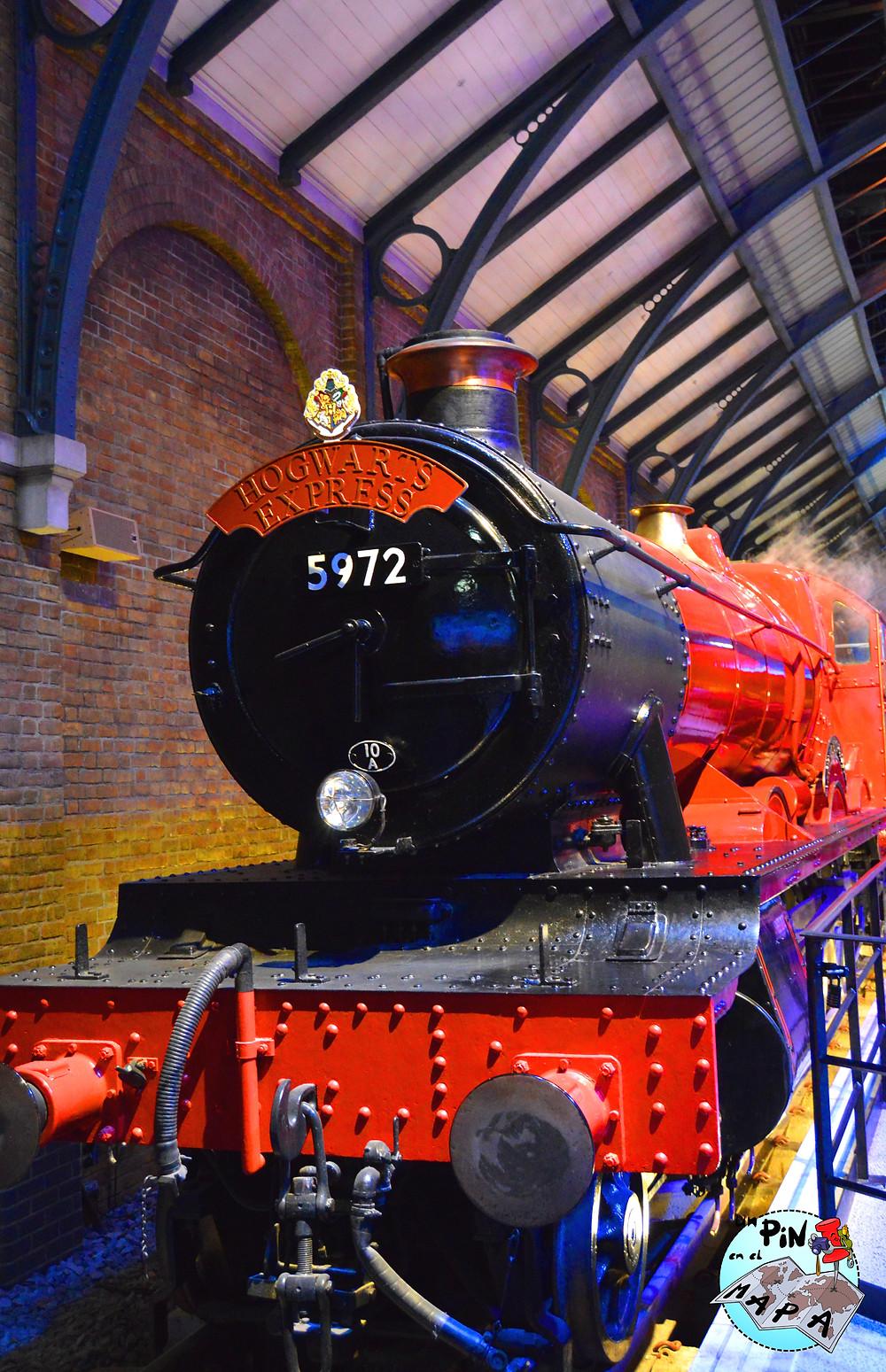Harry Potter studios | Un Pin en el Mapa