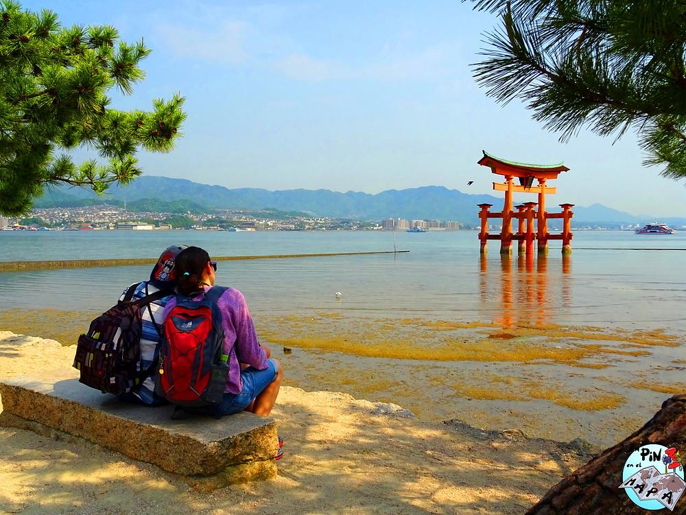Miyajima, Japón | Un Pin en el Mapa