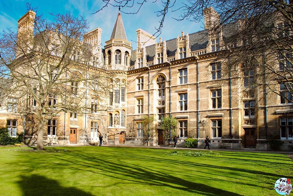 Gonville & Caius College, Cambridge | Un Pin en el Mapa