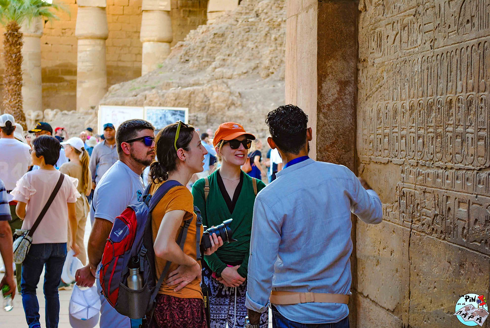 Guía durante el crucero por el Nilo | Un Pin en el Mapa