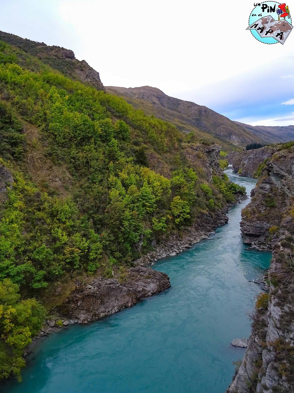 Los Argonath del Rio Anduin | Un Pin en el Mapa