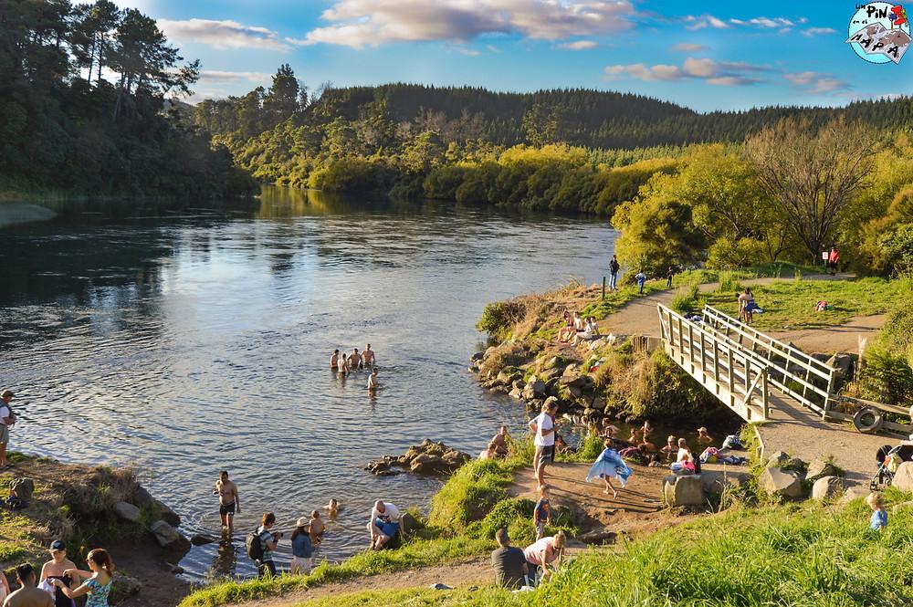 Spa Park Taupo, Nueva Zelanda | Un Pin en el Mapa