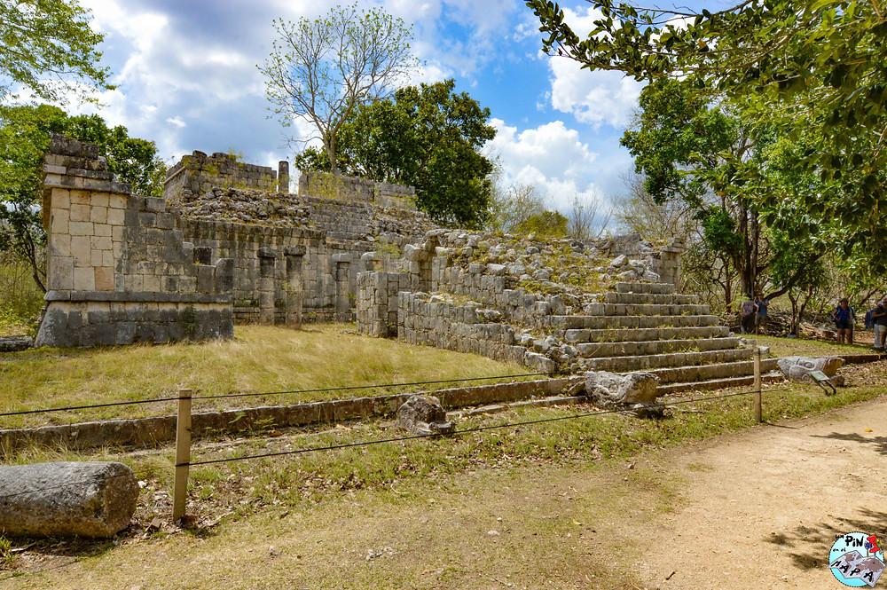 Templo de los Tableros Esculpidos en Chichén Itzá | Un Pin en el Mapa