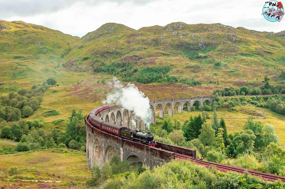 Viaducto de Glengarry, Escocia | Un Pin en el Mapa