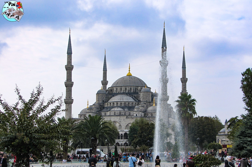 Plaza Sultan Ahmet, Estambul | Un Pin en el Mapa