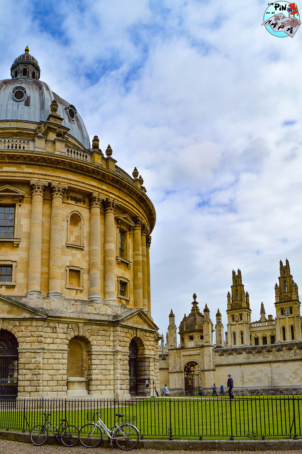 Oxford | Un Pin en el Mapa