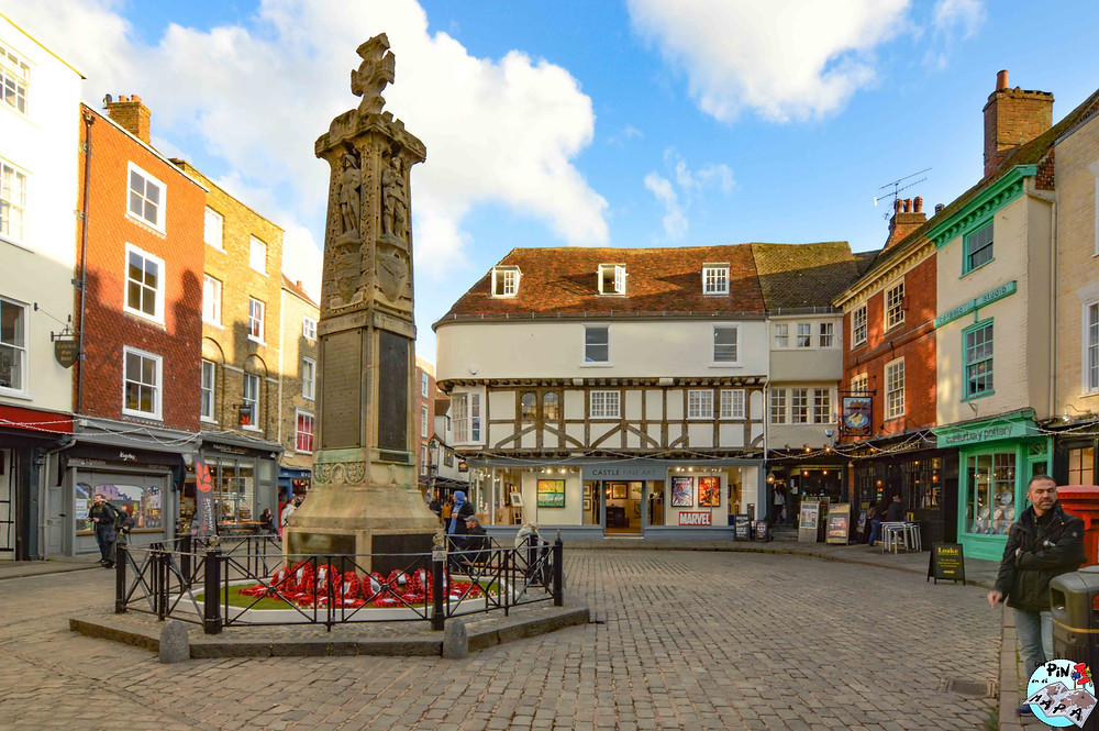 Buttermarket Square, Canterbury | Un Pin en el Mapa