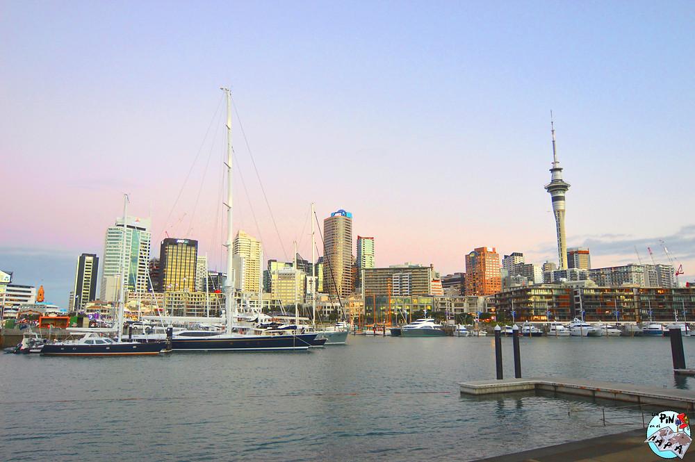Tidal steps, Auckland | Un Pin en el Mapa
