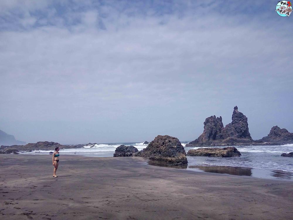 Playa de Benijo, Tenerife | Un Pin en el Mapa