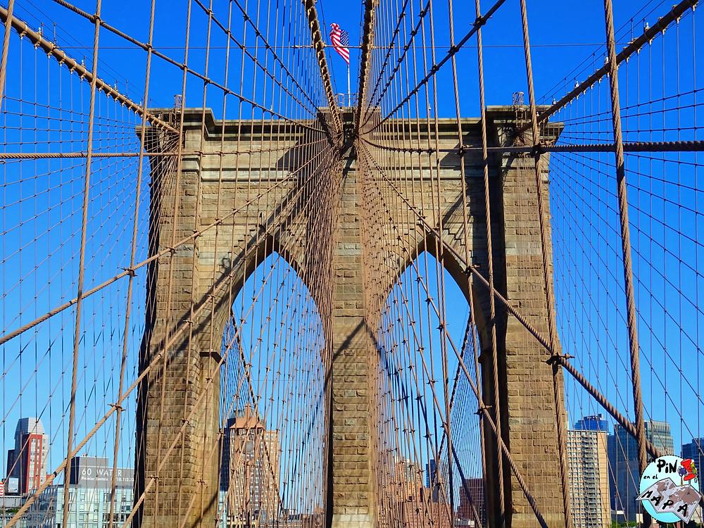 Puente de Brooklyn | Un Pin en el Mapa