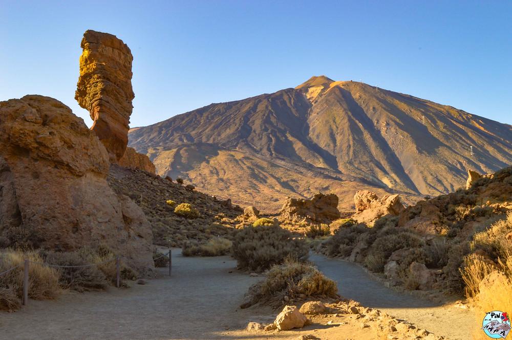 Ruta de senderismo Roques de García | Un Pin en el Mapa