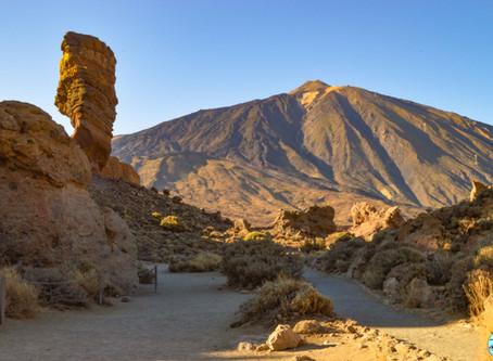 Parque Nacional del Teide: 10 cosas que ver en 1 o 2 días