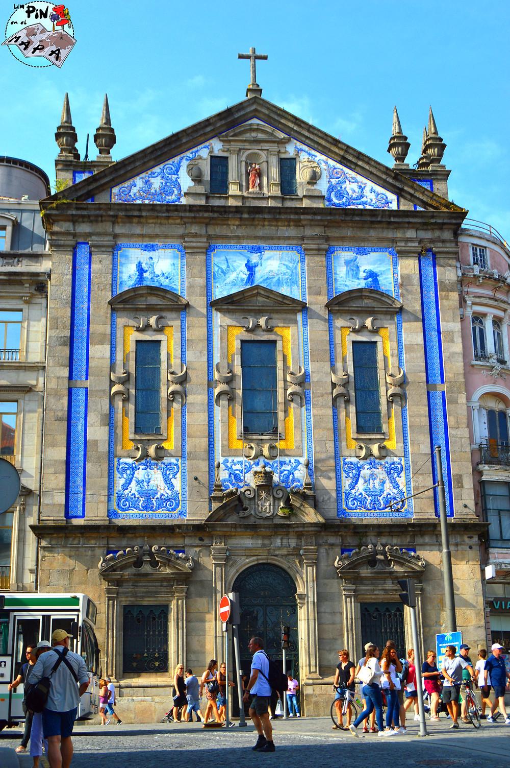 Iglesia de San Antonio de los Congregados Oporto | Un Pin en el Mapa
