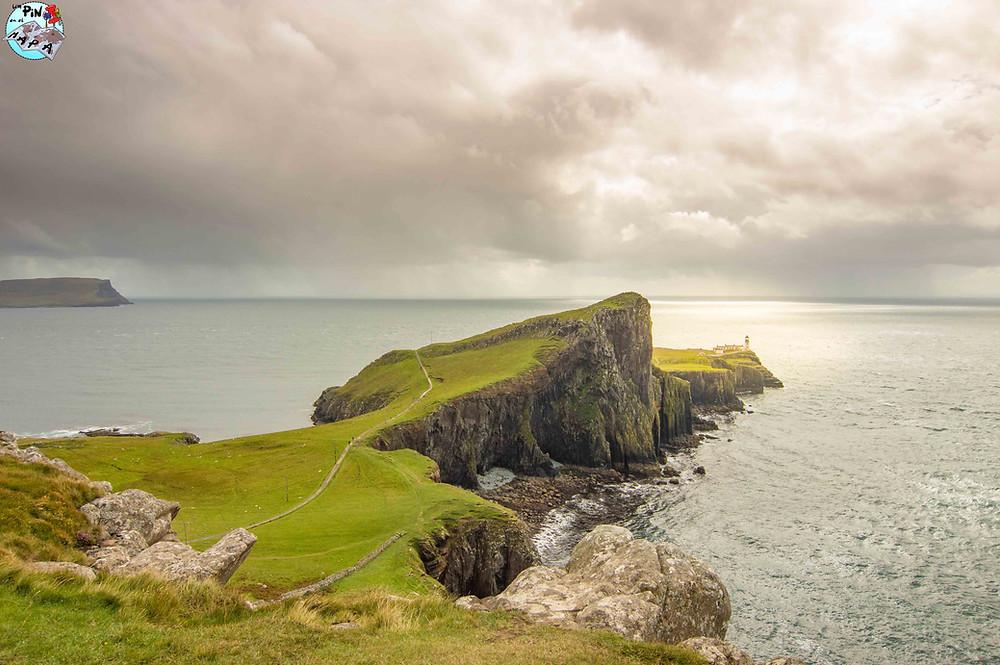 Neist Point Lighthouse, Isla de Skye | Un Pin en el Mapa