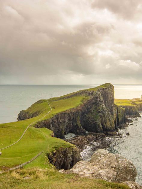 Rutas fáciles de senderismo en Escocia para toda la familia