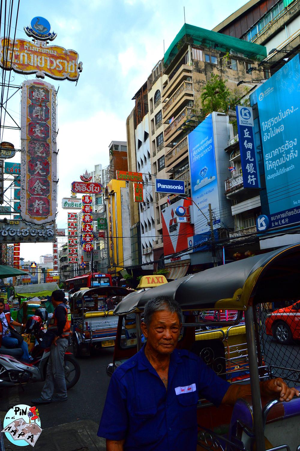 Chinatown Bangkok   Un Pin en el Mapa