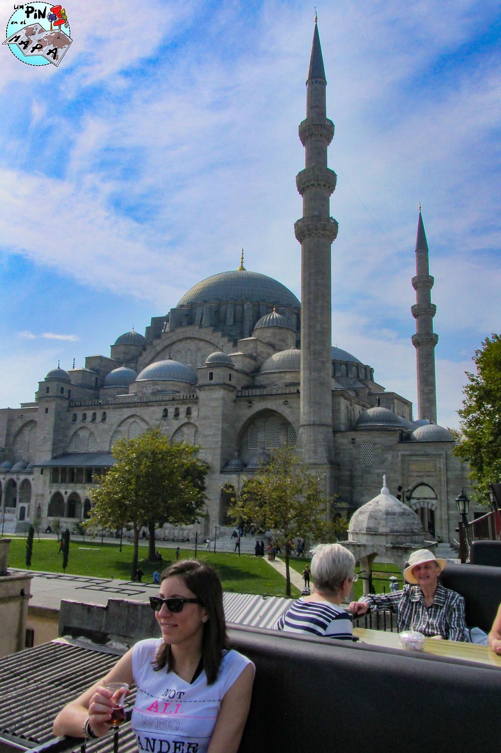 Mezquita de Suleiman | Un Pin en el Mapa