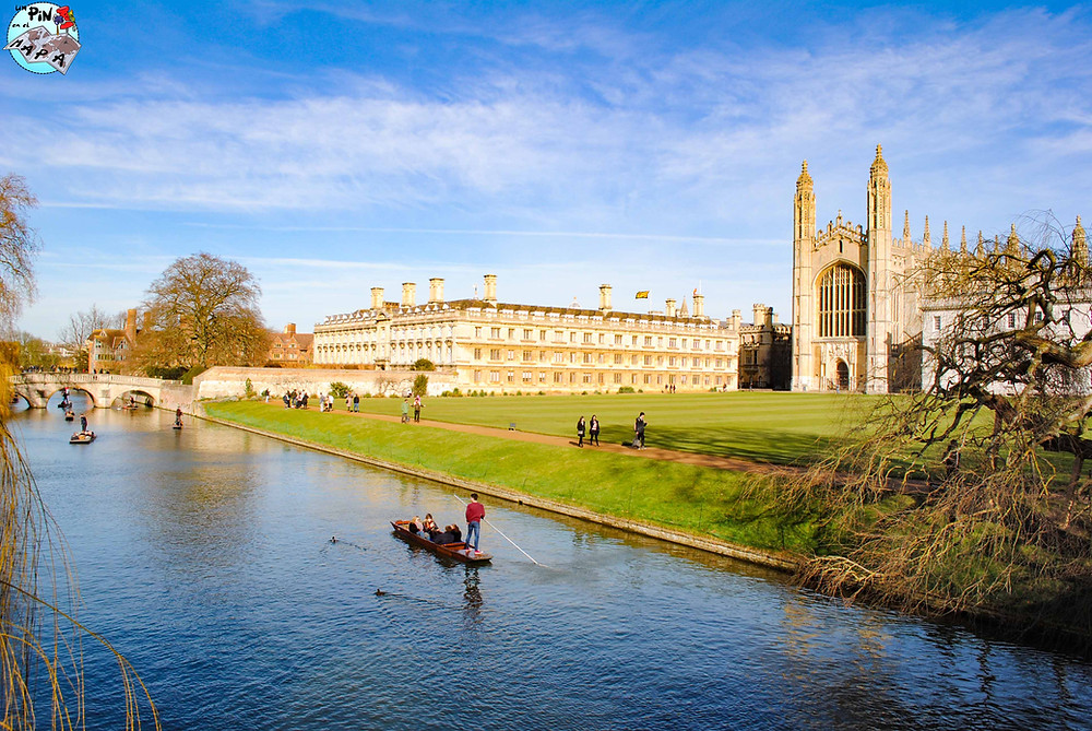 Cambridge | Un Pin en el Mapa