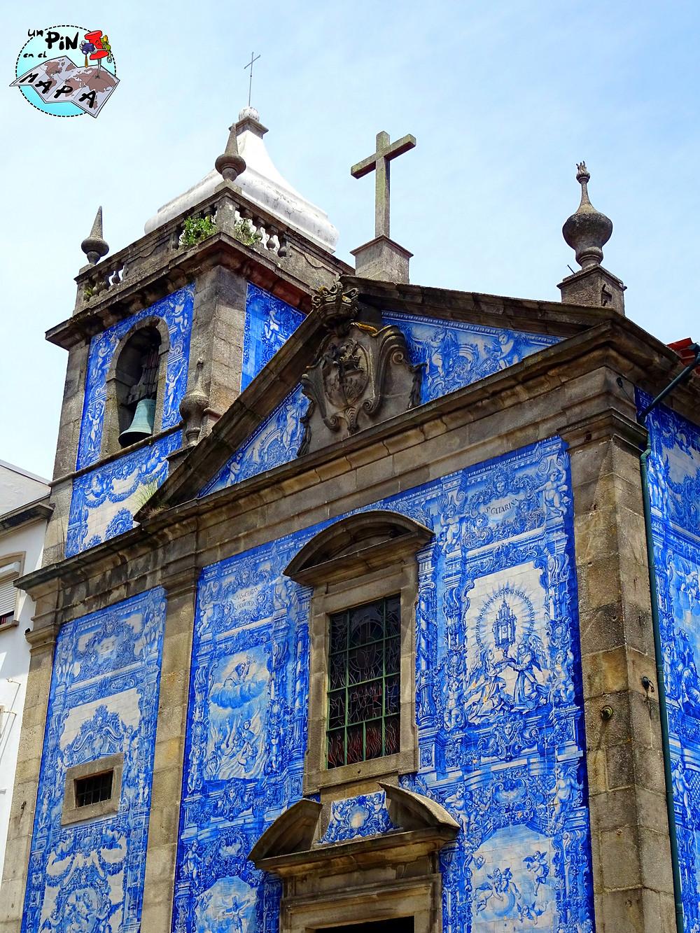 Capilla de las Almas Oporto | Un Pin en el Mapa