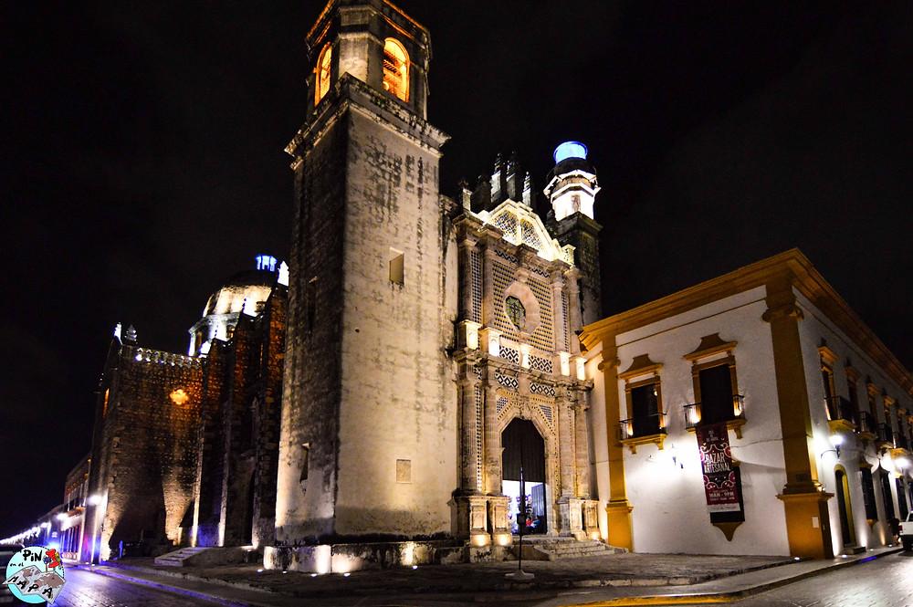 Ex – templo de San José, Campeche | Un Pin en el Mapa