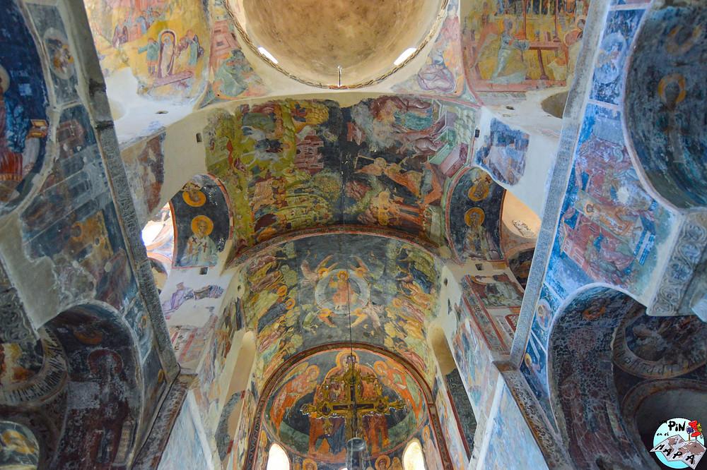 Convento de Pantanassa, Mystras | Un Pin en el Mapa