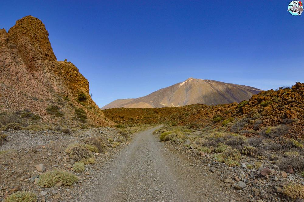 Ruta de las Siete Cañadas en el Teide | Un Pin en el Mapa